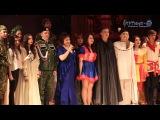 Новости от Спутник-ТВ, про юбилейный концерт театра эстрадных миниатюр