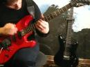Guitar B.C.Rich NJ series (drive).