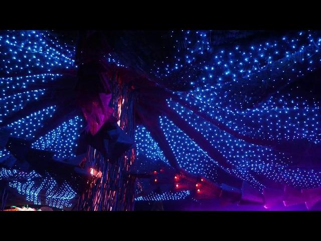 OZORA 2017 Nightime in Paradise