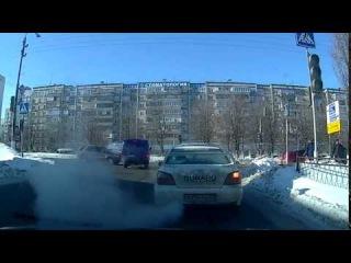 Авария на Славянская - Щорса