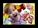 Дети лепят фигуры из гипса, поделки из гипса, творческие занятия с детьми