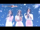 170824 Nayeon, Sia, Dahee - Just in Love  @ Idol School EP 6