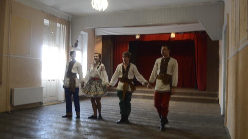 Марусині залицяльники - КПТ 4 - хореографічний