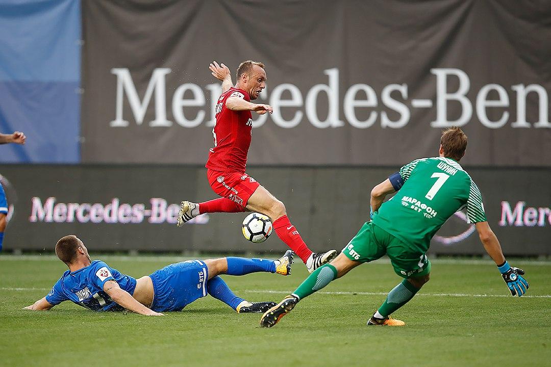 Денис Глушаков: После Суперкубка не выдержали физически