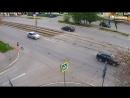 ДТП Бийск на перекрёстке ул. Васильева - 8 Марта.