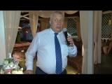 Ведущий тамада на свадьбу Юрий Кузнецов отзыв. Сайт tamada5.ru.