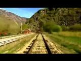 ✩ Кончится лето Train travel Norwegian nord rock Виктор Цой группа Кино