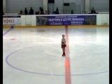 Весенние улыбки. Обнинск 24.03.17г. Номинация Юный фигурист.