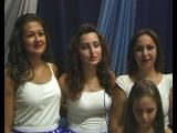 Во Дворце культуры г.Комсомольское состоялся концерт вокального ансамбля «Эдельвейс» под названием «Песня собирает друзей»