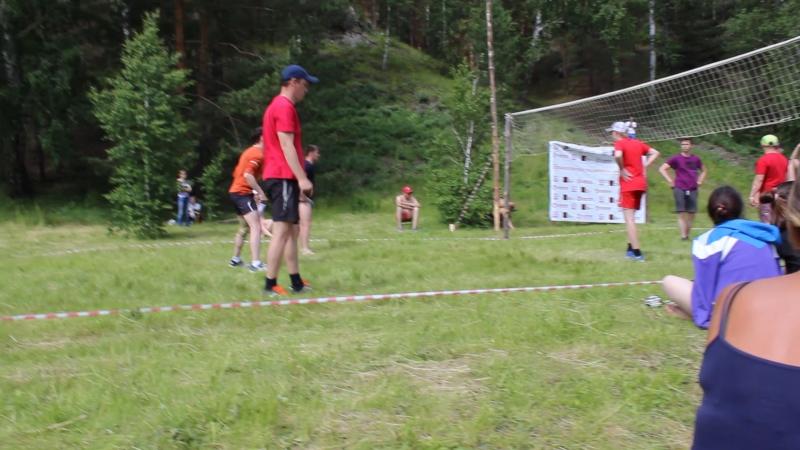 волейбол ОТК - ГОЛ!