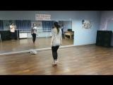 танец Эмины часть 1 под музыку