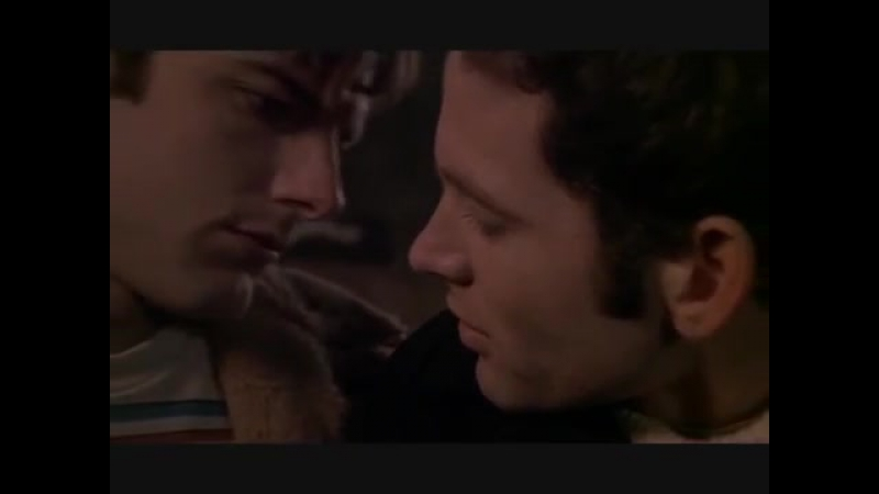 Seven And A Match Gay Kiss (Eion Bailey and Adam Scott)