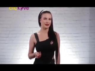 Яна Лукьянова. Драка в шоу Сердца за любовь (Пацанки)