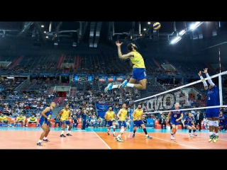 TOP 10 Attack in 3rd meter _ 3rd meter spike _ Volleyball Highlights _ FIVB - World League 2017