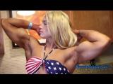 Hot Muscle Girl Julia Fory