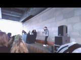 Хаски - Отопление (фестиваль Most Weekend, Парк Горького, 26.03.17)