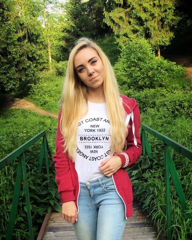Анастасия Воронова   Химки