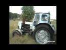 Породия на Top Gear трактор Т-40