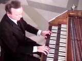 Bach. Chromatic Fantasia  Fugue In D Minor - BWV 903. Karl Richter