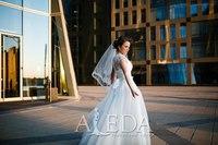Наша 👰💍#невестаАледа #brideAleda Ахмедова Анастасия в платье  👗 Дучи😍 #gabbiano