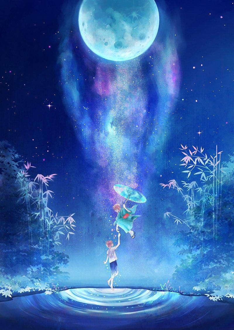 Звёздное небо и космос в картинках - Страница 37 HJYennhEHZw
