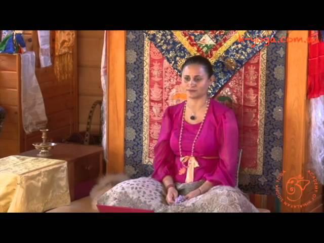 Сати Мата Джи - О желании и намерении (Гималайская Сиддха-Йога)