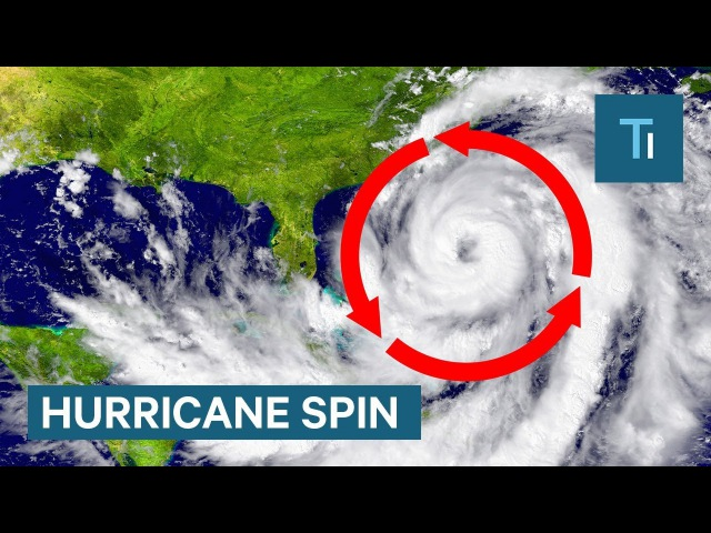 Heres why all hurricanes spin counterclockwise