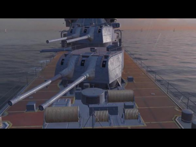 World of Warships Atago. НавоевалЪ 31