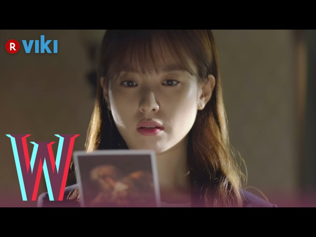 W - EP 1 | Han Hyo Joo Entering the Manga World to Meet Lee Jong Suk for the First Time