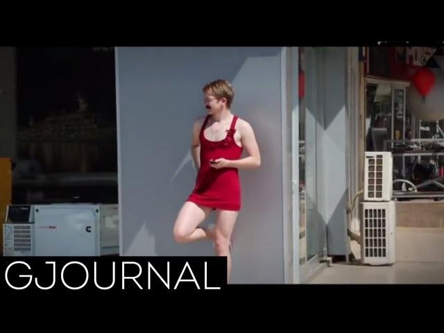 Самое гейское видео, натуралы Русского ютубаПоперечный и Эльдар Джарахов