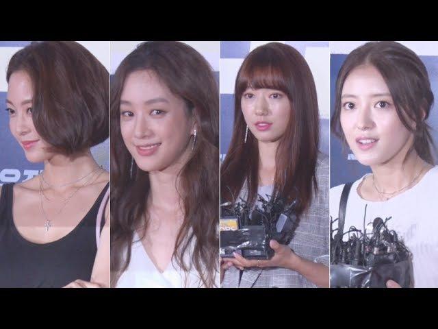 한예슬-정려원-박신혜-이세영 끝이 없는 아름다움 (리얼 VIP 시사회)