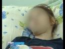 14-летней девочке оторвало и раздробило ногу куском кирпичной стены