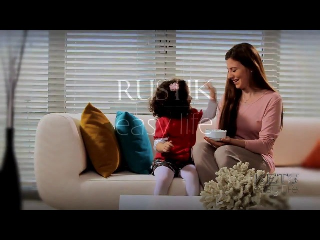 RUSTIK Easy Life