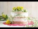 Nacked Cake de limón con semillas de amapola