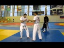 Chinzo Machida - fight training part4