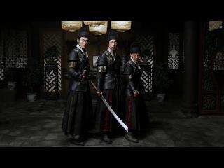"Brotherhood of the blades 2 teaser trailer 2017 ""Братство клинков 2"