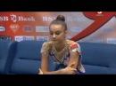 Alina Harnasko Ball Final - World Cup Minsk 2017
