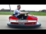 Worlds Fastest Bumper Car - 600cc 100bhp But how FAST?