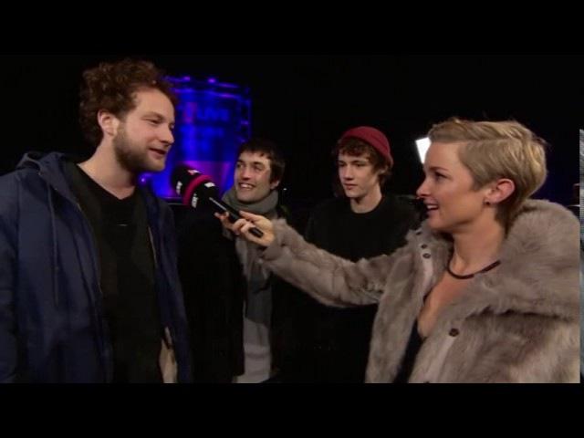 AnnenMayKantereit Interview 1Live Krone 2016 (рус титры)