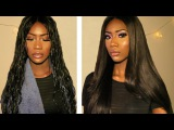 How I revive Dry STIFF Hair  CONDITIONING ROUTINE  K7