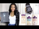 HOW TO: WIG CARE | Wash, Blow- Dry & Style • feat. ghd Aura hairdryer