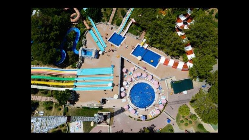 Water Planet Deluxe Hotel Aquapark 5*   Аланья   Турция
