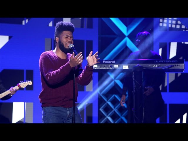 Khalid - Location (Live on TheEllenShow)