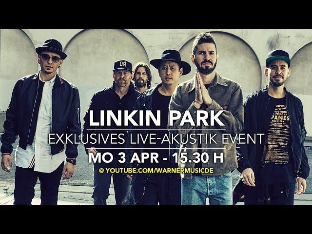 LINKIN PARK - Live Akustik Performance (Hamburg April 17)