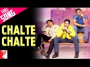 Chalte Chalte Full Song Mohabbatein Uday Chopra Jugal Hansraj Jimmy Shergill