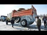 НАПРАВЛЕНИЯ СЕВЕРА #2 Дороги на крайнем севере Экстремальные дальнобойщики (Уни ...