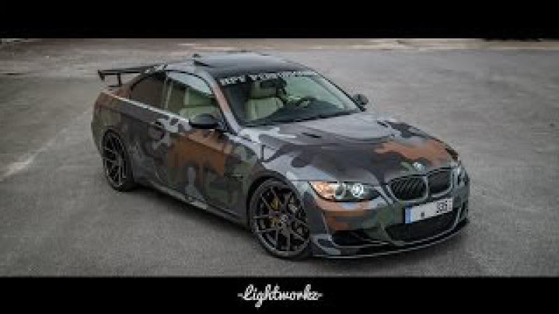 BMW e92 335i Camouflage JB4 ZP.07 Z-Performance 20