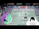 Top 20 Mind Bending BADMINTON RALLIES of 2017