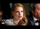Jessica Chastain Speaks Out Against Disturbing Portrayal Of Women In Movies NBC Nightly News