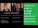 Türkiye'de etnik ve mezhep temelli siyasete en çok o karşı çıkıyormuş.